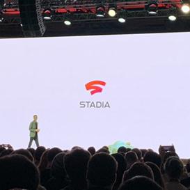 【ニュースリリース】CRI、Googleが提供する新世代ゲームプラットフォーム向けにミドルウェアを提供